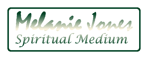Melanie Jones Spiritual Medium Website Logo